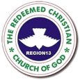 THE REDEEMED CHRISTIAN CHURCH OF GOD, REGION 13
